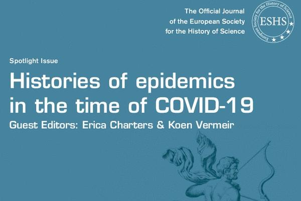 histories of epidemics in the time of covid 19