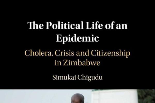 book launch simukai chigudu book cover