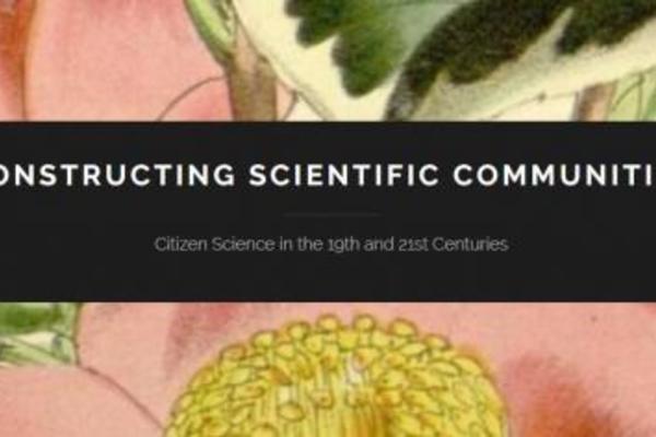 constructing scientific communities