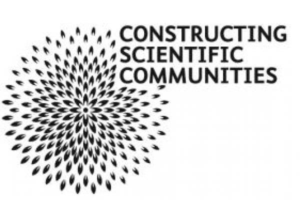 Constructing Scientific Communities Logo