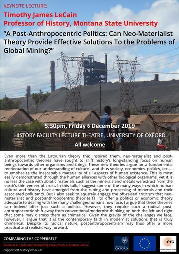 poster keynote timothy lecain 6 dec