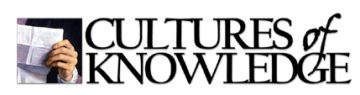 Cultures of Knowledge