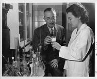 parke davis discovery of chloramphenicol 1948 smithsonian collections
